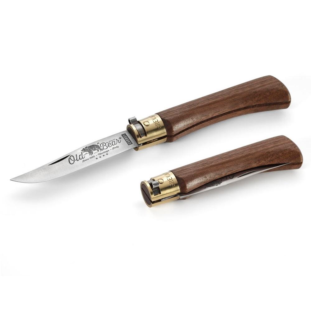 Нож Antonini Old Bear 9306/21_LN Walnut L