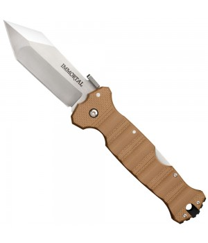 Нож Cold Steel 23HVB Immortal Coyote Tan