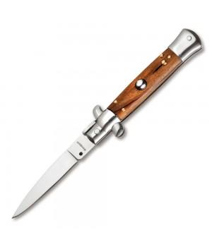 Нож Boker 01MB279 Sicilian Needle Olive Wood