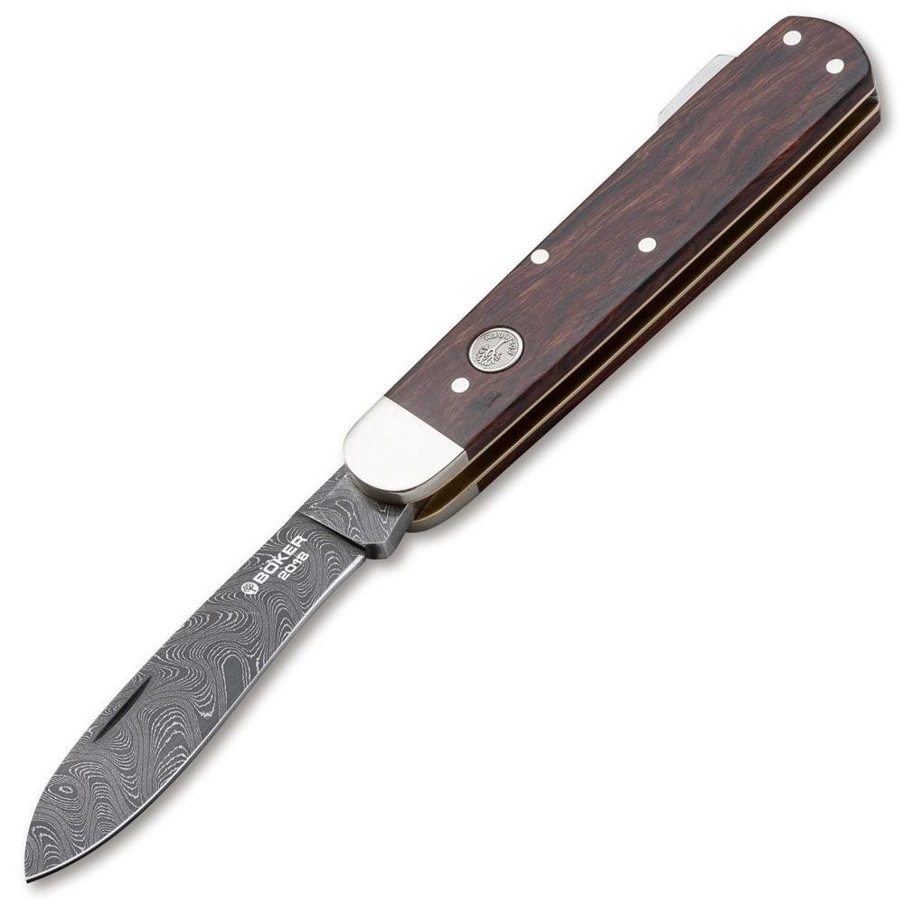 Нож Boker 1132018DAM Annual Damascus 2018
