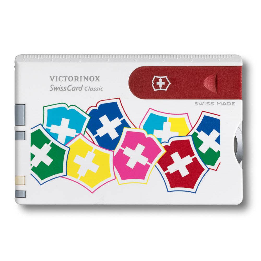 Victorinox 0.7107.841 SwissCard Classic VX Colors