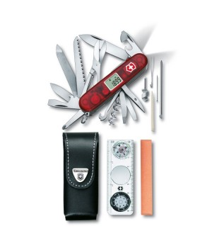 Victorinox 1.8741.AVT Expedition Kit (нож+точилка+компас+чехол)