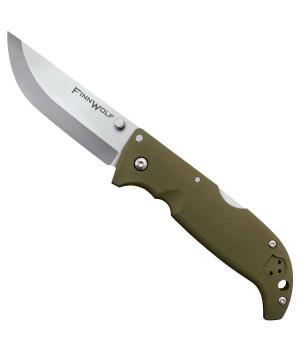 Нож Cold Steel 20NPFZ Finn Wolf Green