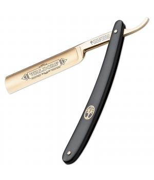 Опасная бритва Boker 140321 Waldorf 24 Karat Gold