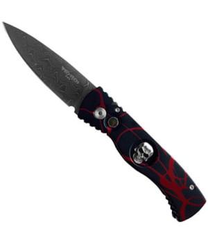 Нож Pro-Tech TR-2 Skull/P.K. Slash