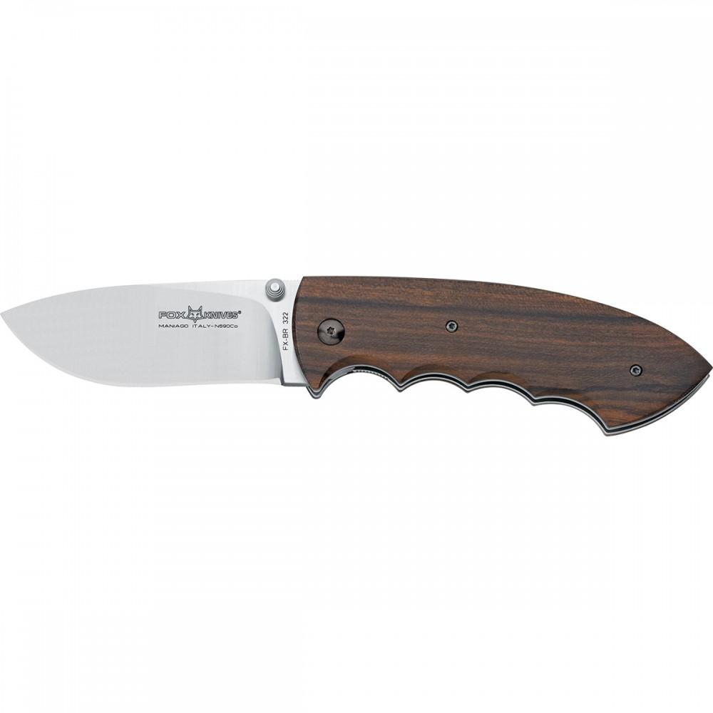 Нож FOX knives BR322HUNTINGRUSSKOMMER