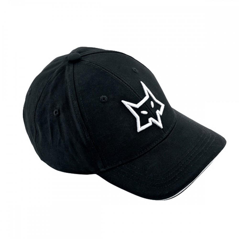 Бейсболка FOX FX-CAP01B BLACK CAP