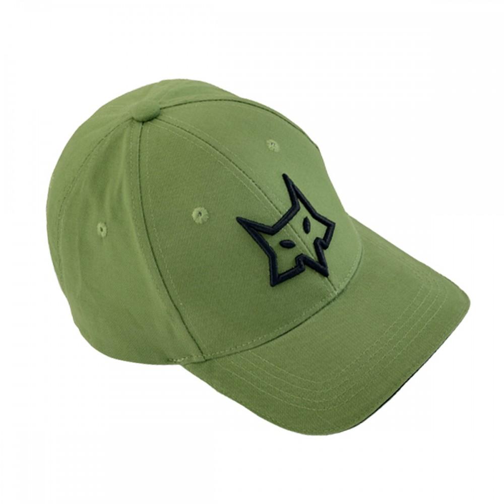 Бейсболка FOX FX-CAP01GR Green Cap