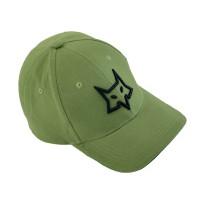 Бейсболка FOX модель FX-CAP01GR Green Cap