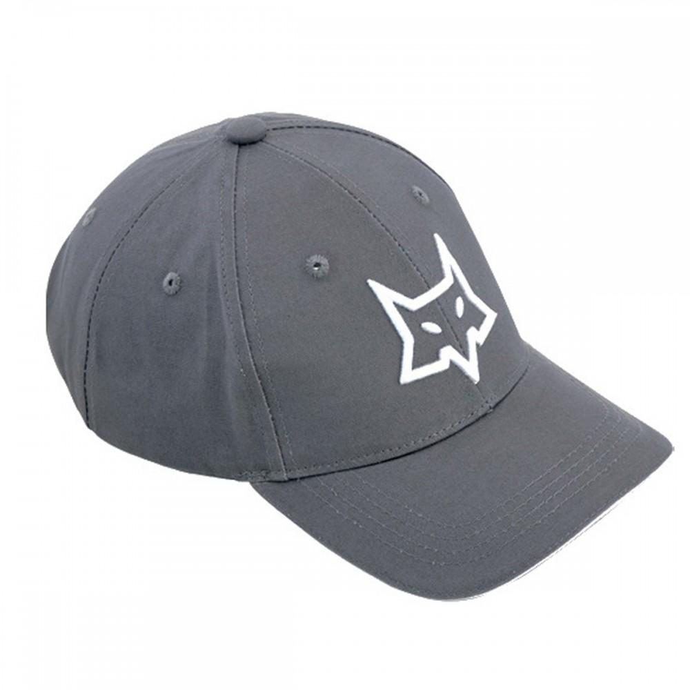 Бейсболка FOX FX-CAP01GY Gray CAP