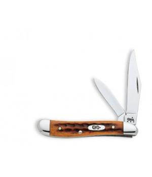 Нож Case 7404 Peanut (6220SS)