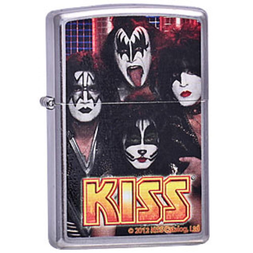 Zippo 207 KISS