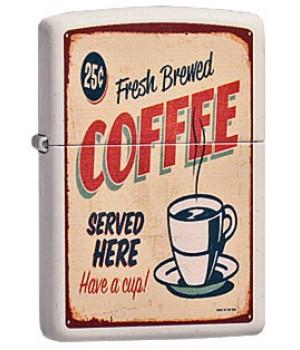Zippo 216 Coffee Vintage