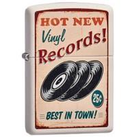 Zippo 216 Records Vintage