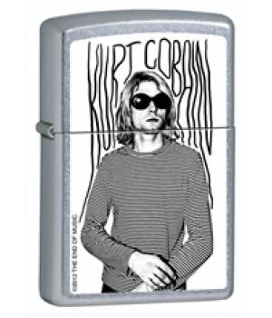 Zippo 205 Kurt Cobain