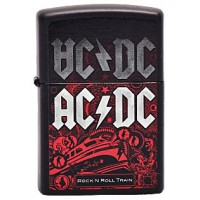 Zippo 218 AC/DC Rock'N'Roll Train