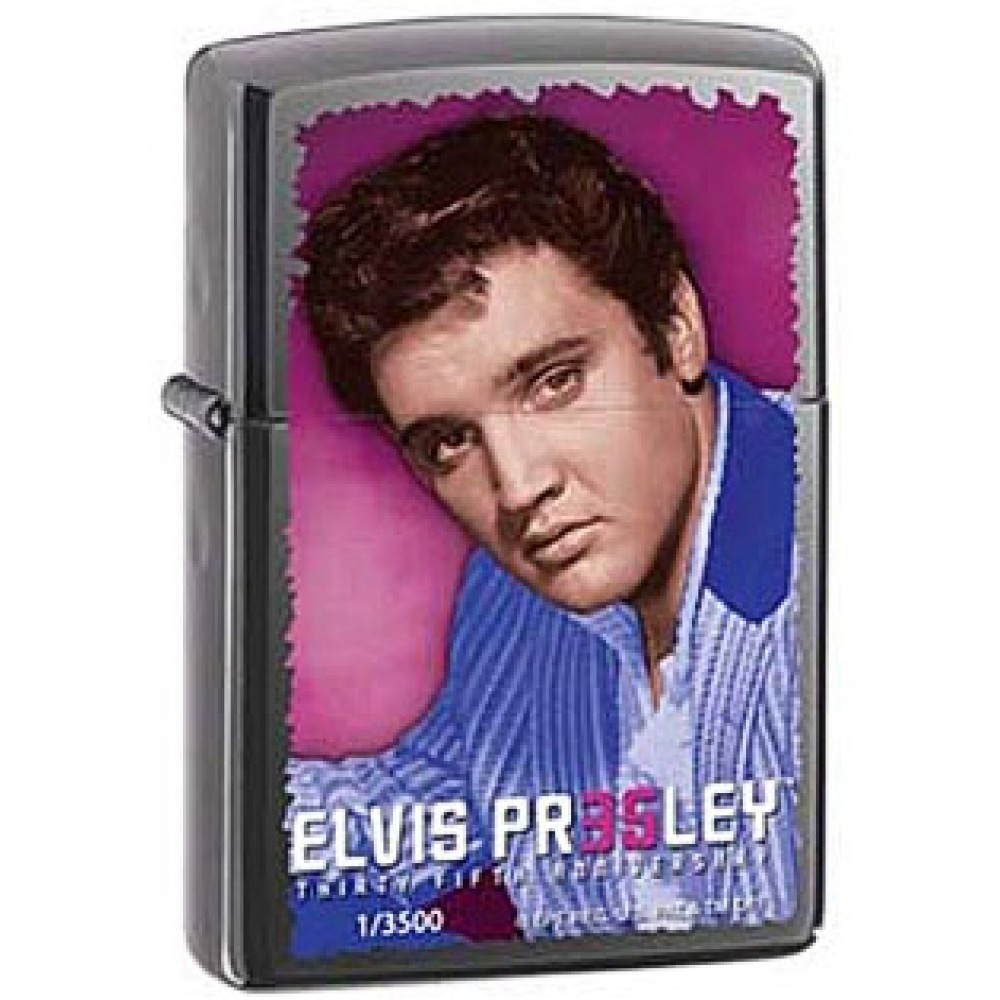 Zippo 28345 Elvis 35th Anniversary LE