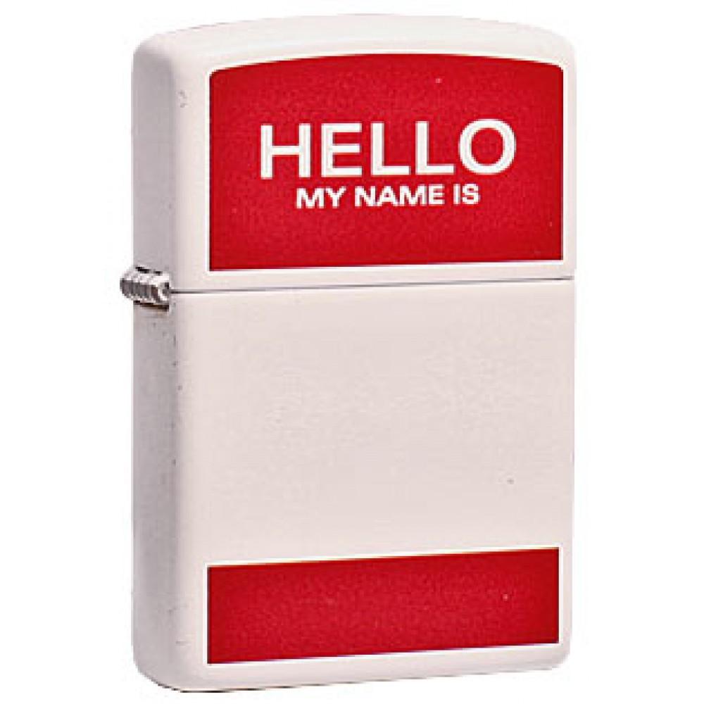 Zippo 24809 Hello