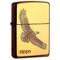 Zippo 254B Large Eagle