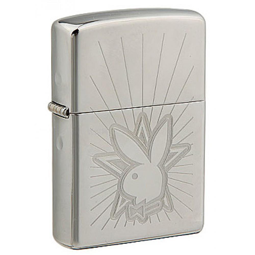 Zippo 24464 PB Зажигалка + брелок для ключей