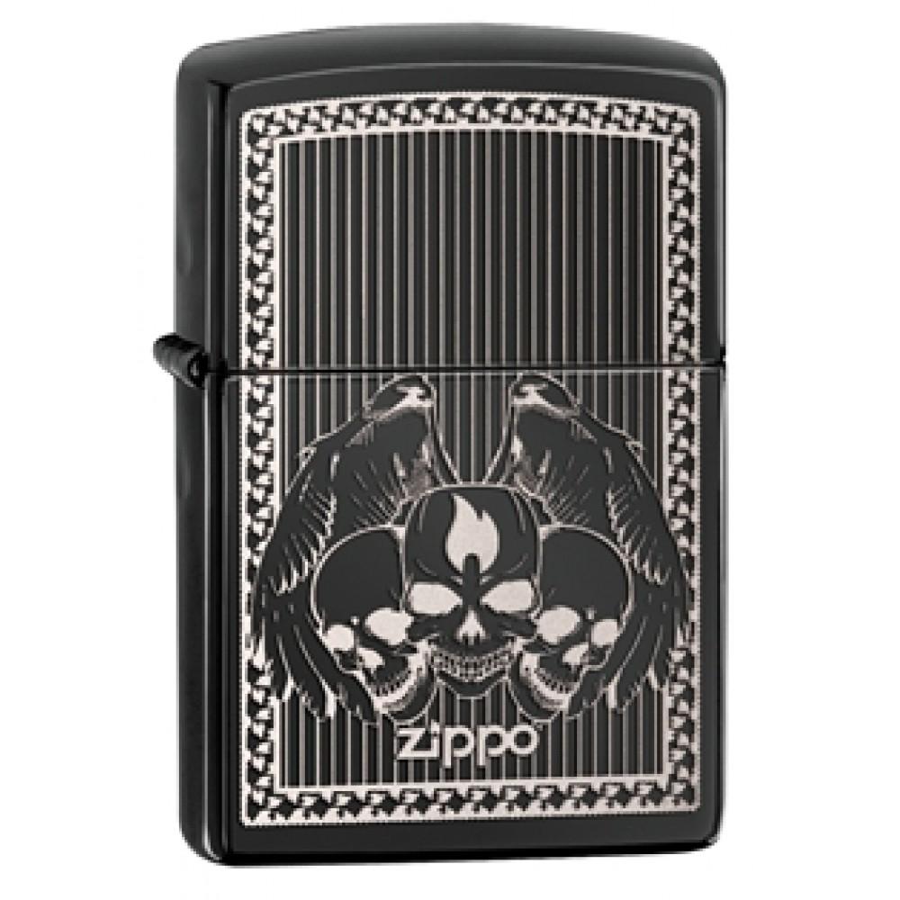 Zippo 28678 Skulls