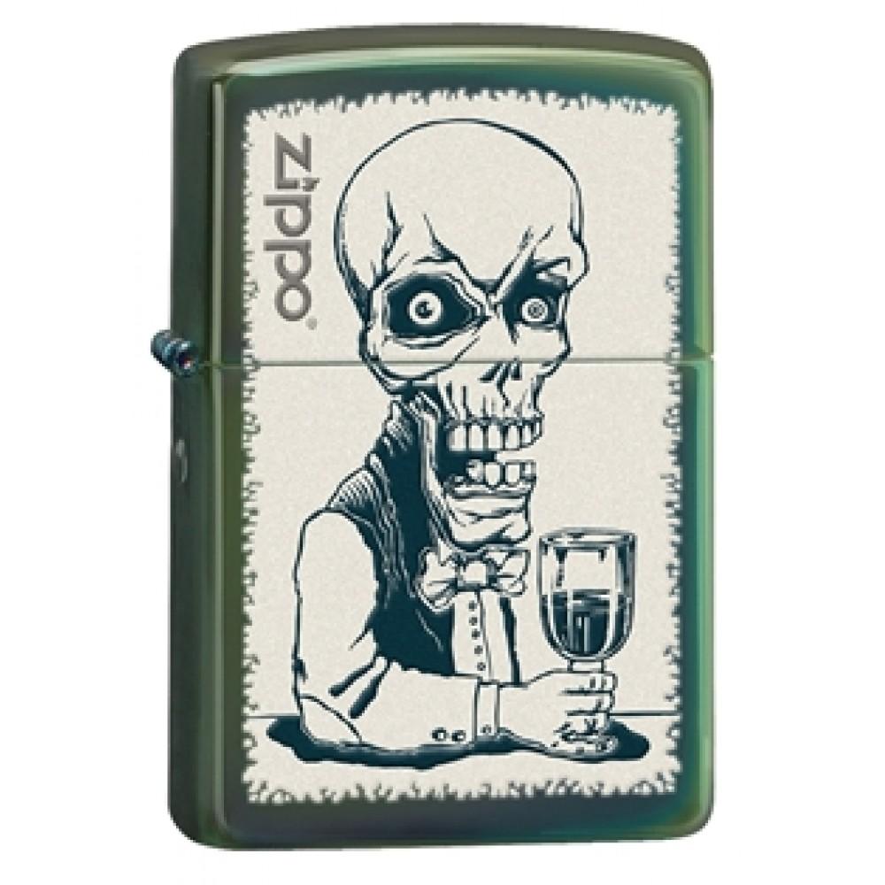 Zippo 28679 Skeleton