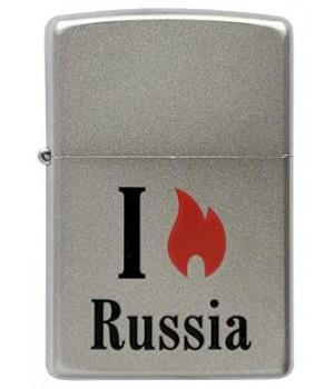 Zippo 205 I Flame Russia
