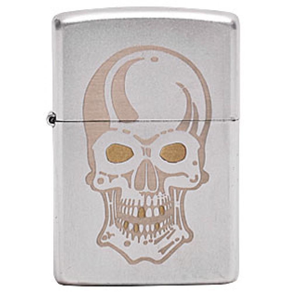Zippo 205 SkullHead