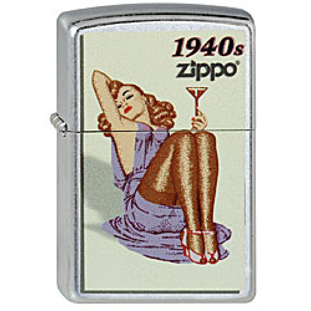 Zippo 207 Pin Up Girl 1940