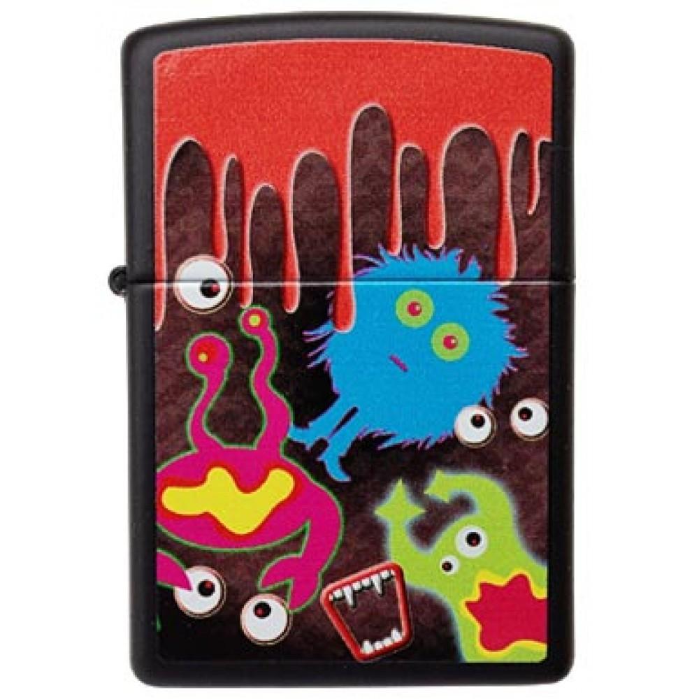 Zippo 218 Monsters