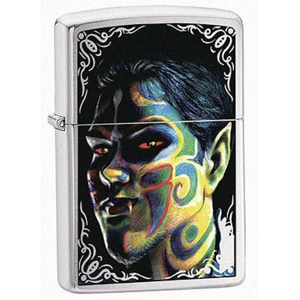 Zippo 24403 Face Painting Boy