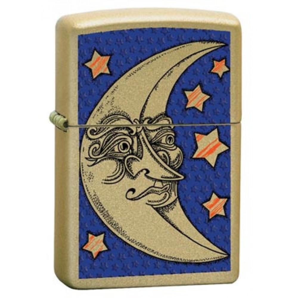 Zippo 24444 Face Moon
