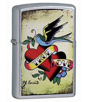 Zippo 24557 TC True Love