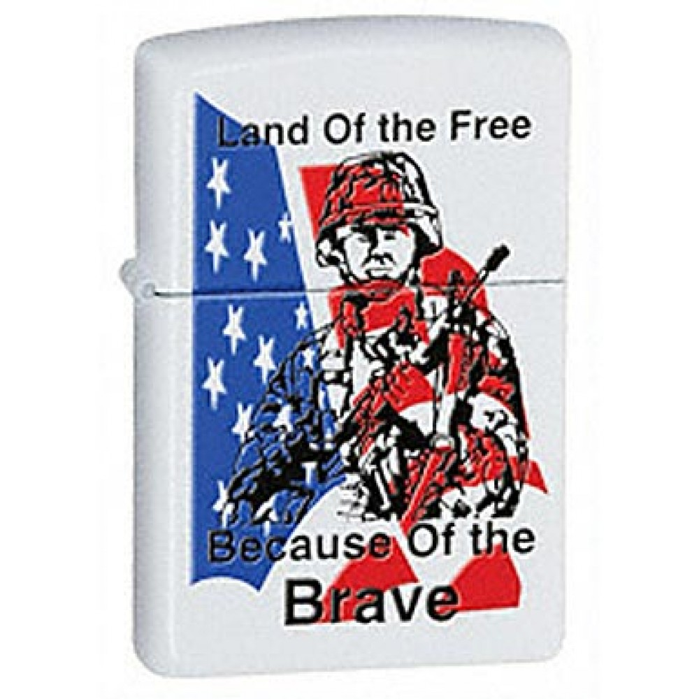Zippo 24739 Land Of The Free
