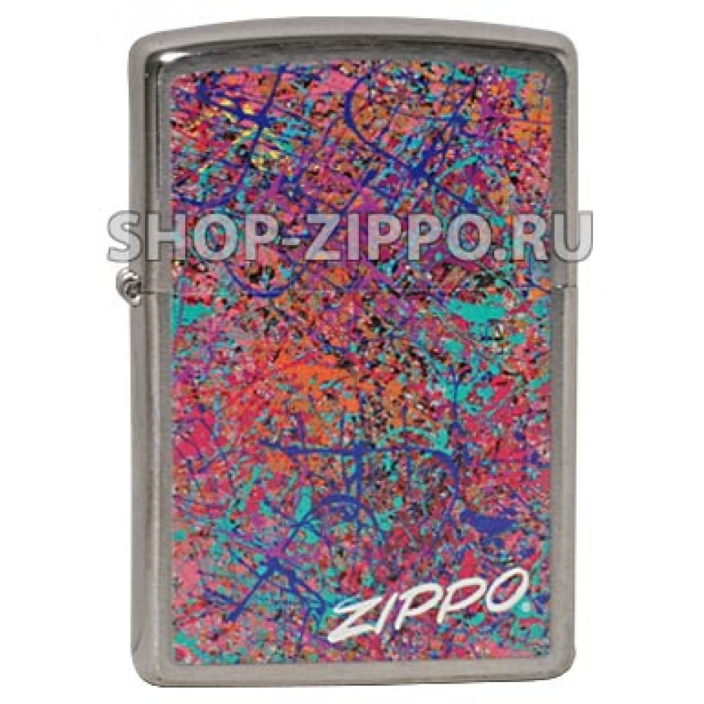 Zippo 200 Logo Z-1