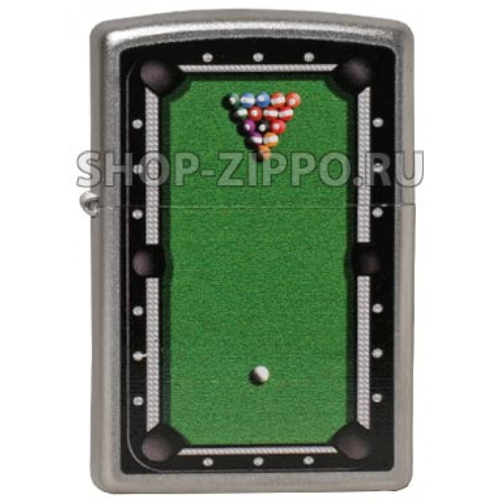 Zippo 205 Pool Table