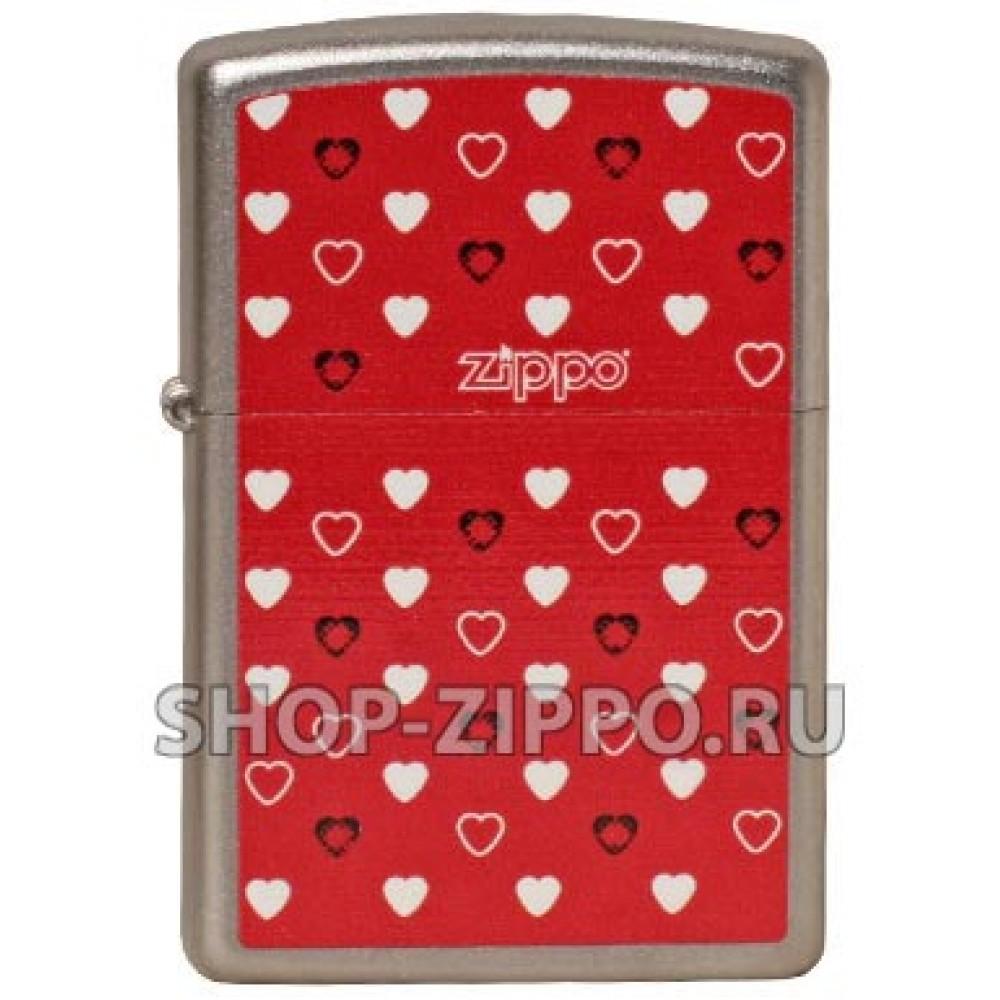 Zippo 205 Zippo Hearts