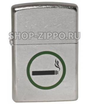 Zippo 207 Smoking Permitted