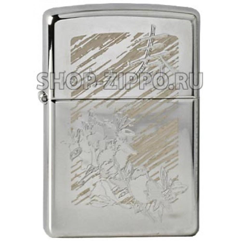 Zippo 250 Oriental Design 1