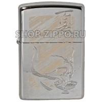 Zippo 250 Oriental Design 2