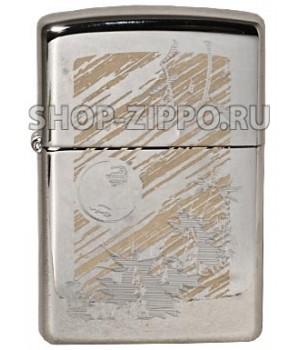 Zippo 250 Oriental Design 3