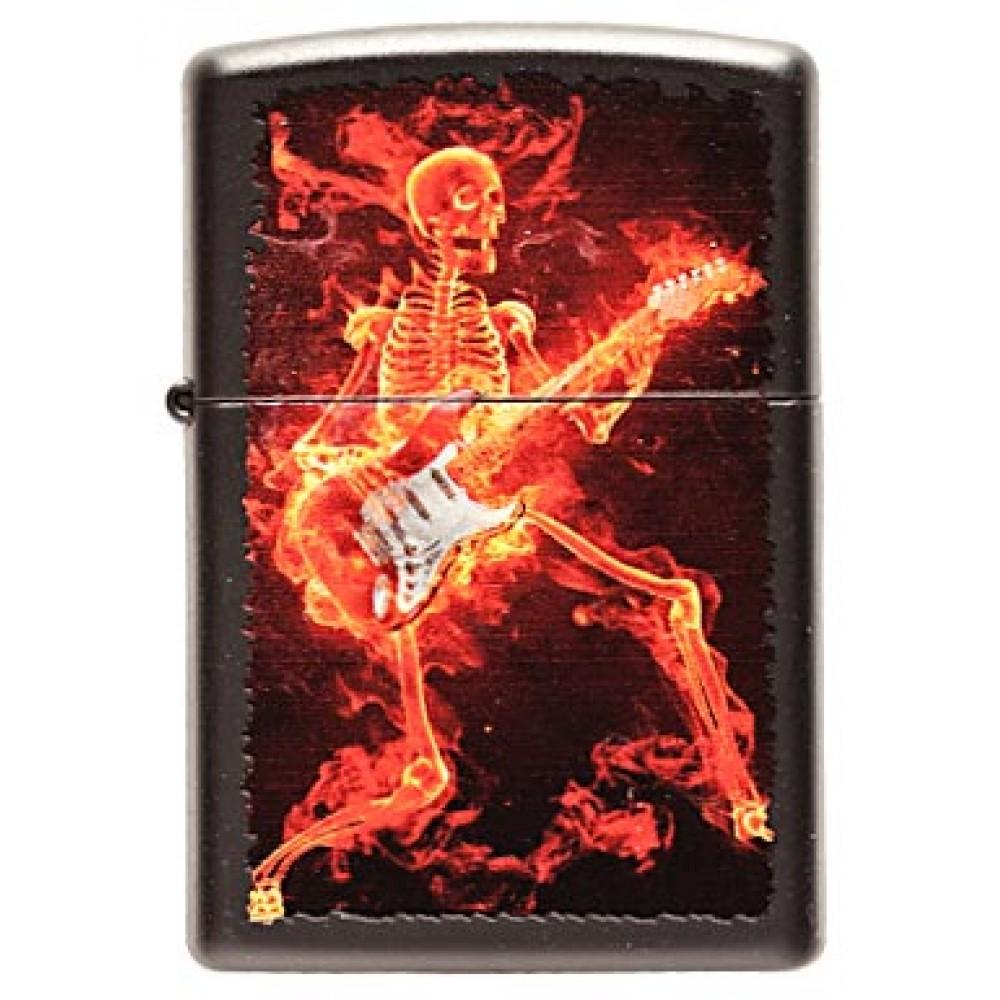 Zippo 218 Guitarist