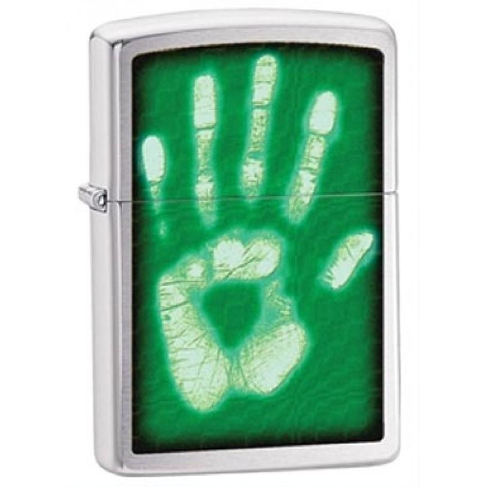 Zippo 28283 Hand print