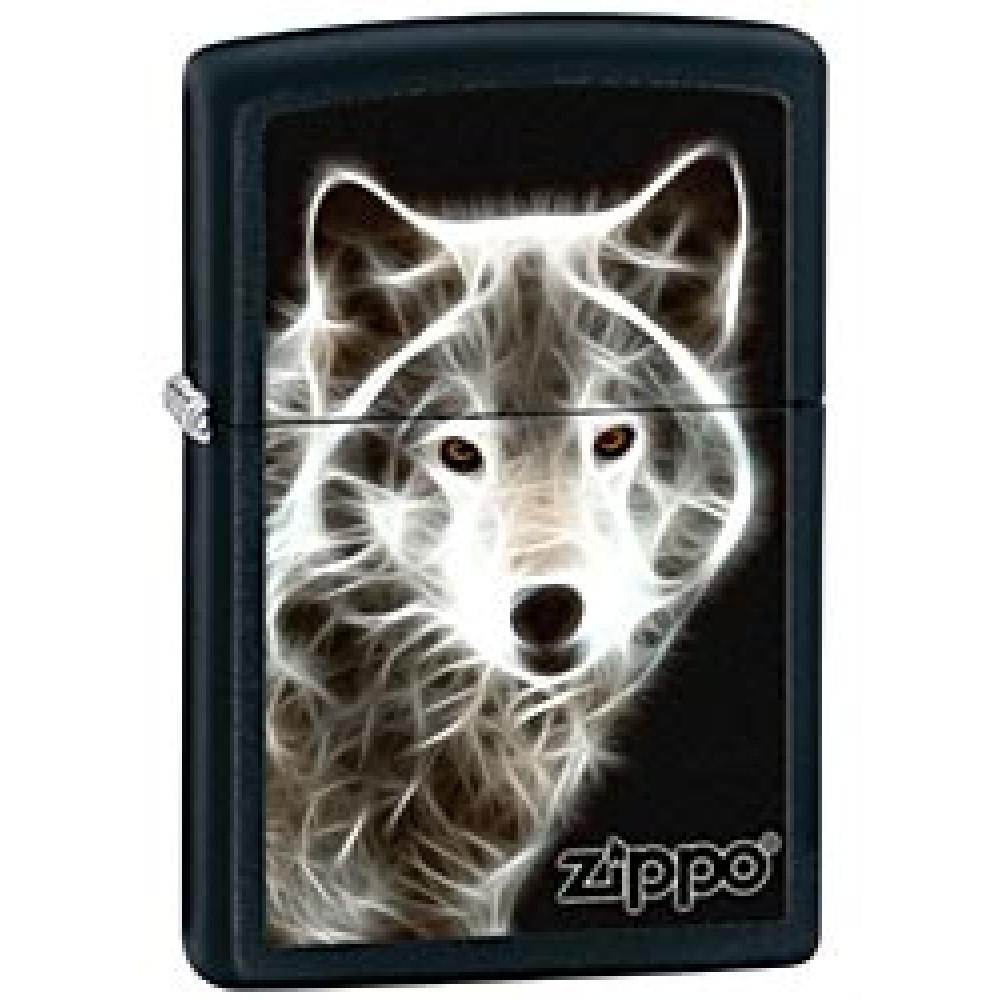Zippo 28303 White Wolf