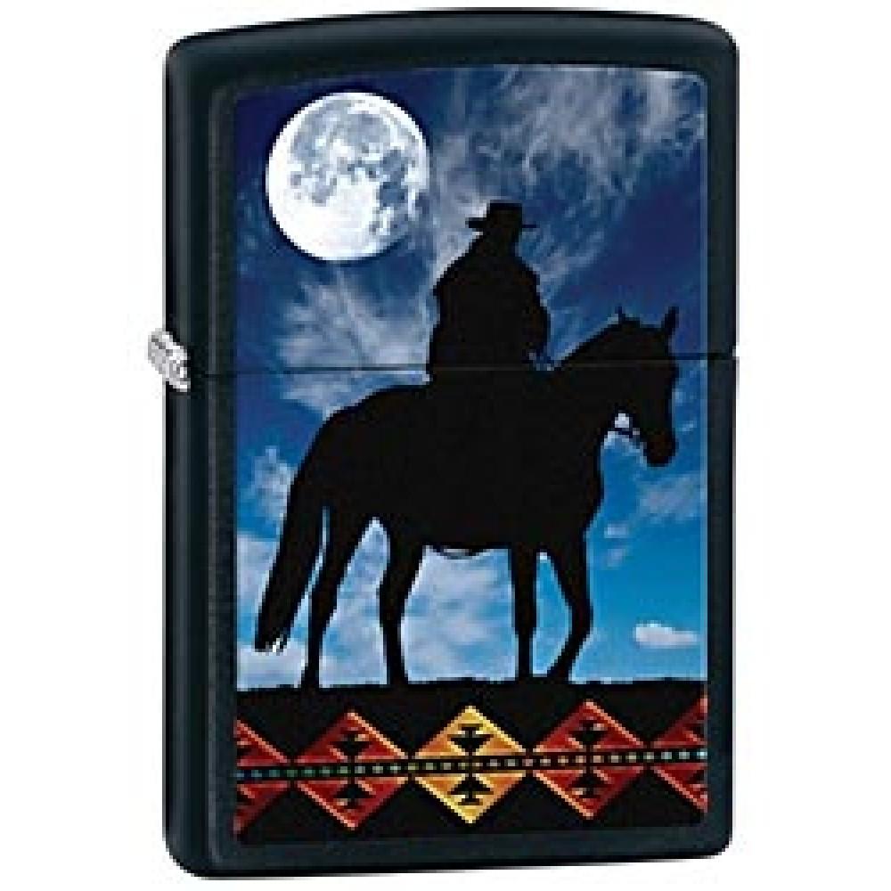 Zippo 28311 Cowboy moon
