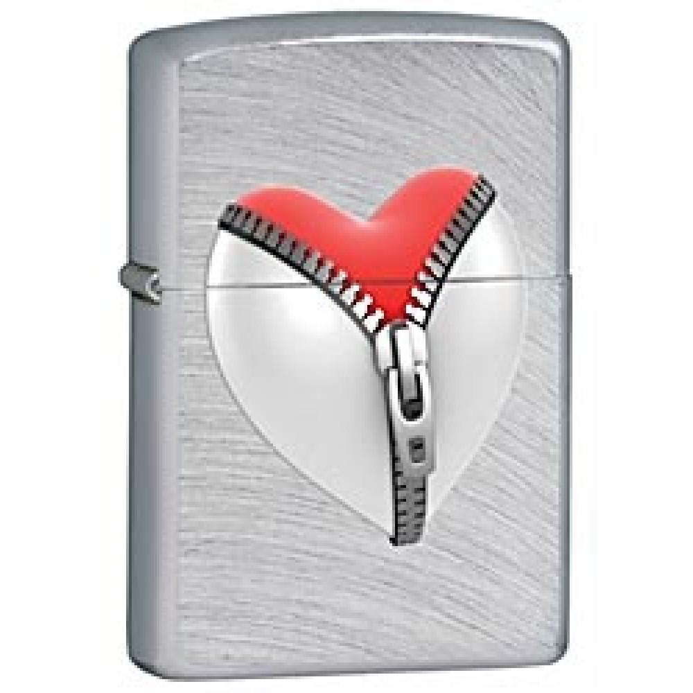 Zippo 28327 Zip heart