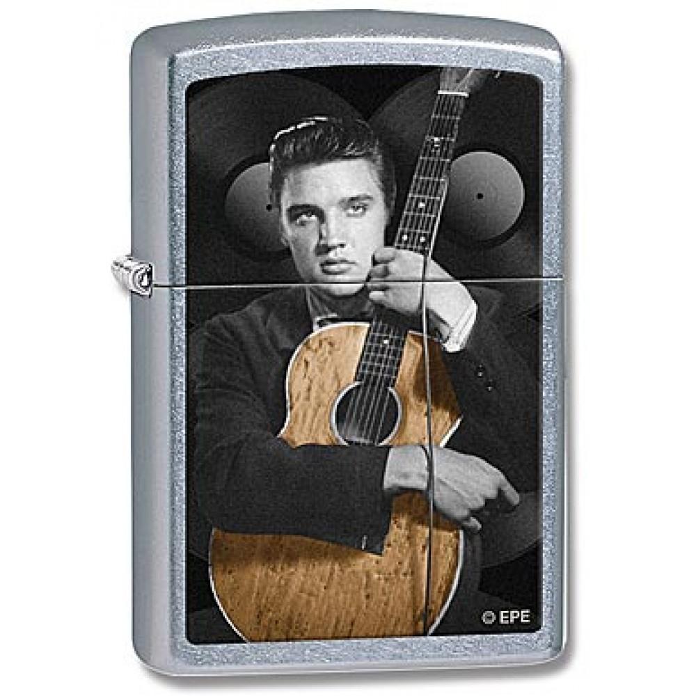 Zippo 28431 Elvis Guitar