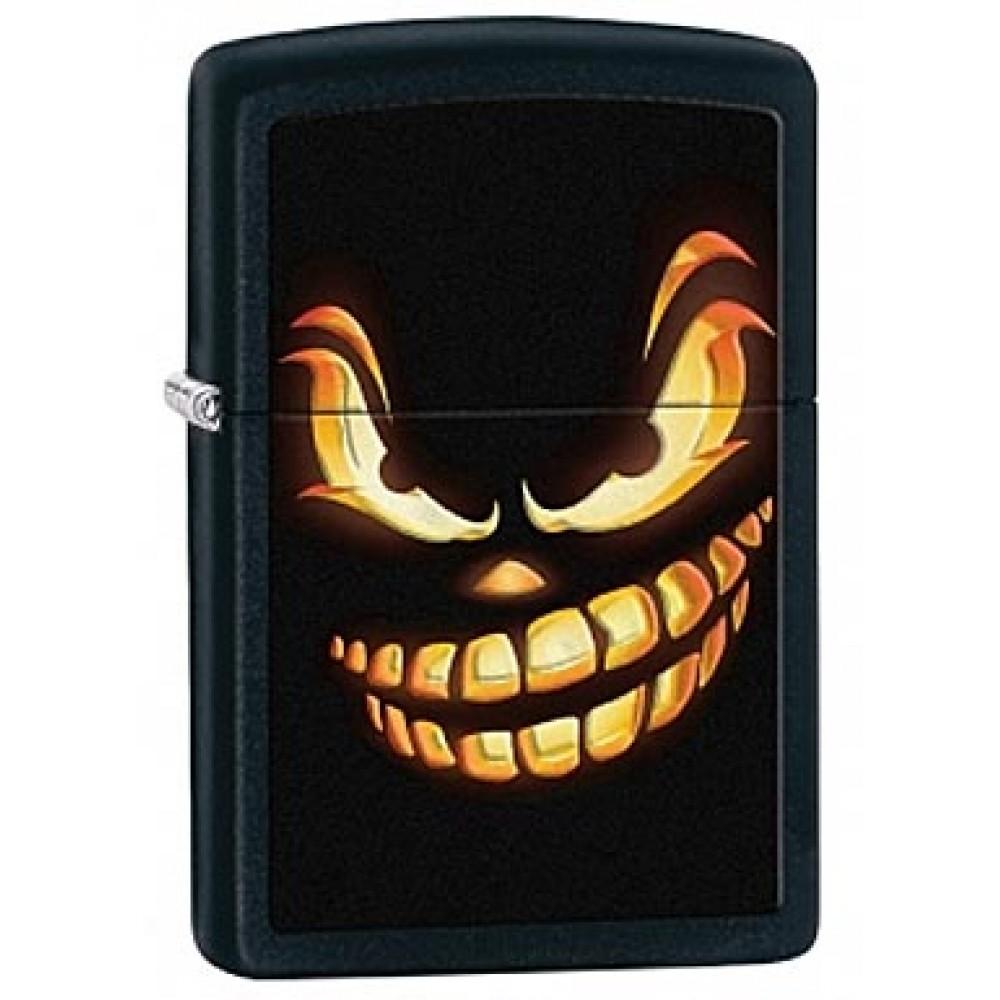 Zippo 28439 Scary Jack O Lantern