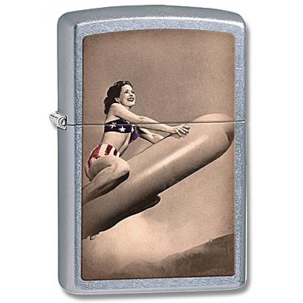 Zippo 28461 Rocket Girl