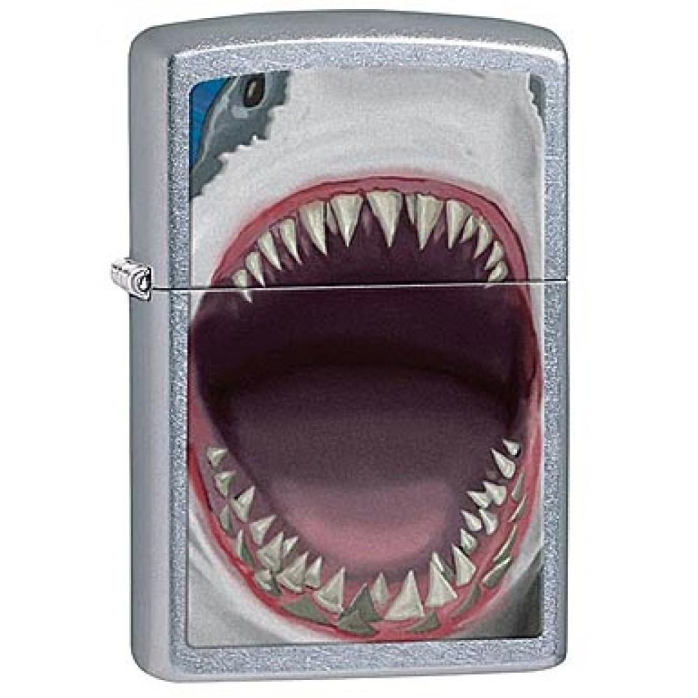 Zippo 28463 Shark Teeth